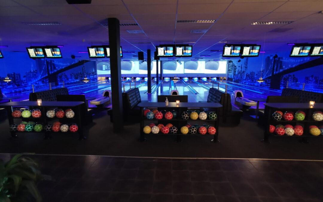 Lucky Bowl Horten åpner 19. juni