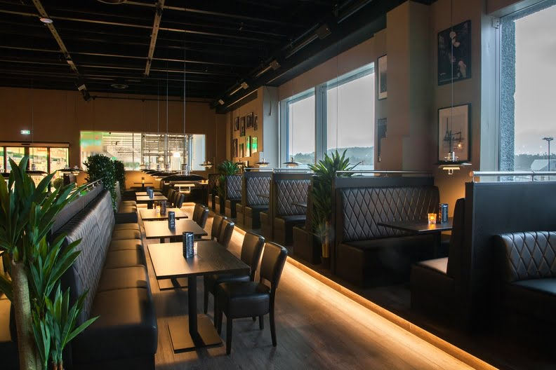 Bergen restaurant